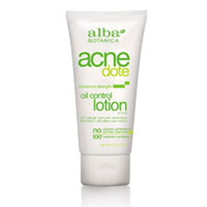 Natural ACNEdote Oil Control Lotion 2 oz by Alba Botanica (2587288567893)