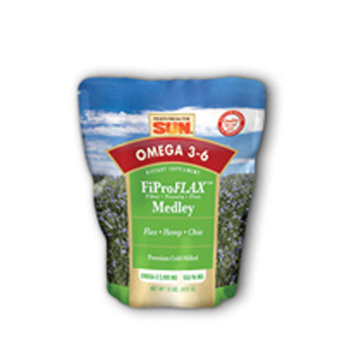 FiProFLAX Medley 15 oz by Health From The Sun
