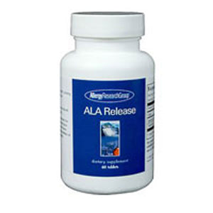 ALA Release 60 Tabs by Nutricology/ Allergy Research Group (2587295973461)