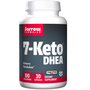 7-Keto DHEA 30 Caps by Jarrow Formulas