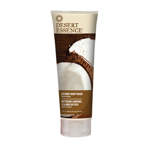 Coconut Body Wash 8 Oz by Desert Essence (2584233967701)