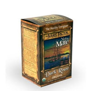 Dark Roast Tea 20 Bag by The Mate Factor (2589067706453)