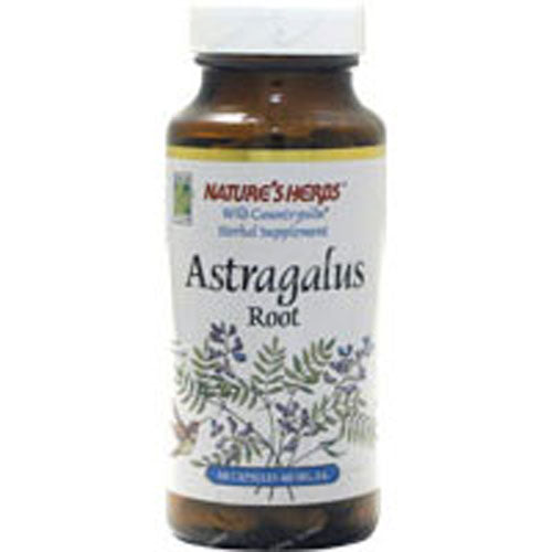 Astragalus Root 100 Caps by Nature's Herbs(Zand)