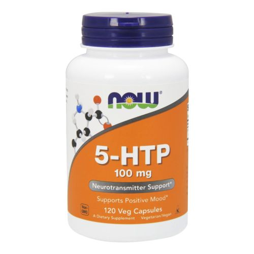 5-HTP 120 Vcaps by Now Foods