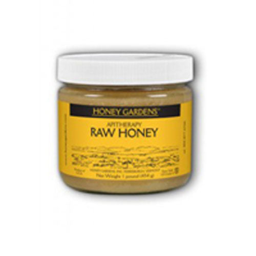 Apitherapy Raw Honey Apitherapy, 1 lb by Honey Gardens Apiaries