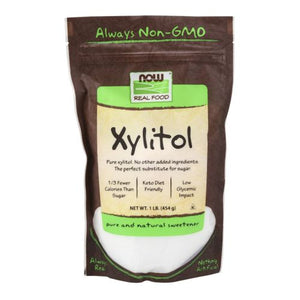Xylitol 1 lb by Now Foods