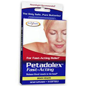 Petadolex ASAP 10 Softgel by Enzymatic Therapy (2584035852373)