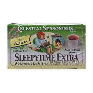 Sleepytime Extra Herb Tea 20 BAG by Celestial Seasonings