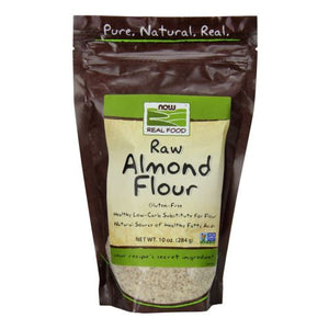 Almond Flour 10 oz by Now Foods (2587305181269)