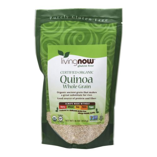 Quinoa Grain Organic 1 lb by Now Foods