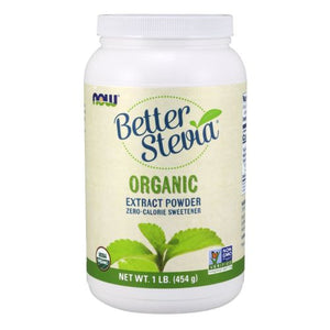 Stevia Extract 1 lb by Now Foods (2587307114581)