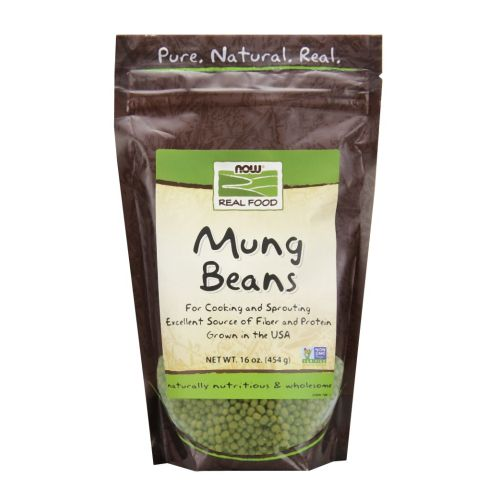 Mung Beans 1 lb by Now Foods