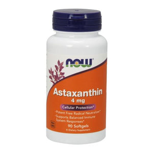 Astaxanthin 90 Softgels by Now Foods (2587308982357)
