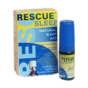 Rescue Sleep Liquid Melts 28 caps by Bach Flower Essences (2587309375573)