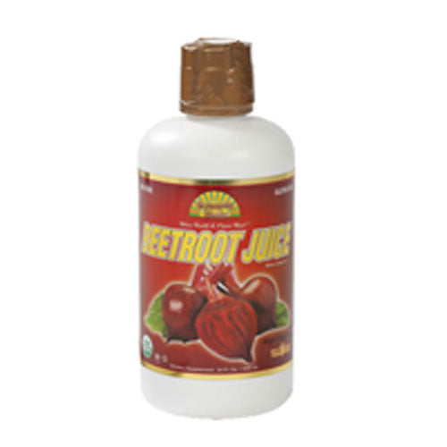 Organic Beet Root Juice 32 oz by Dynamic Health Laboratories