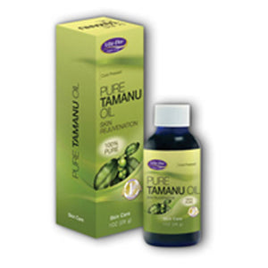 100% Pure Tamanu Oil Skin Rejuvination 1 oz by Life-Flo