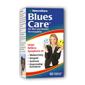 Blues Care Homepathic 60 Vcaps by Natural Care