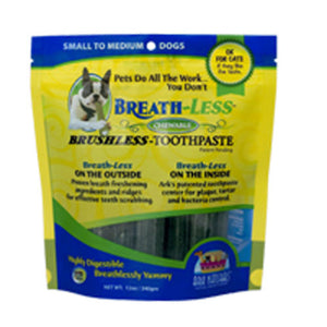 Breathless Toothpaste Mini 4 oz by Ark Naturals (2589116334165)