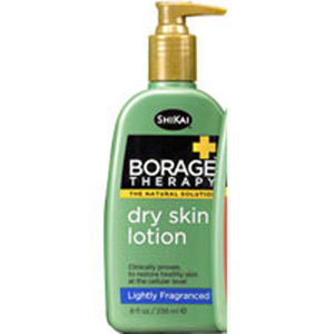 Borage Lotion Lightly Fragranced 8 oz by Shikai (2589117317205)