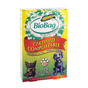 Dog Waste Bag 50 ct by BioBag (2587312554069)