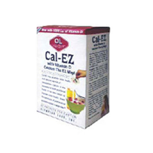 Cal-EZ with Vitamin D3 30 PK by Olympian Labs (2589121118293)