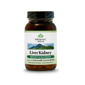 Liver Kidney Care 90 CAP by Organic India