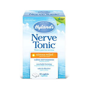 Hylands Nerve Tonic 50 Tablets by Hylands