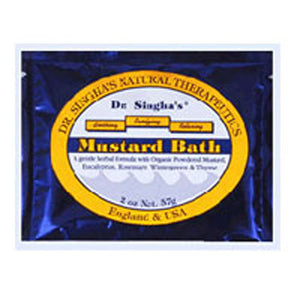 Mustard Bath 2 oz by Dr. Singhas Mustard Bath