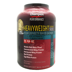 Heavyweight Gainer 900 7 Lbs by Champion Nutrition (2588671934549)