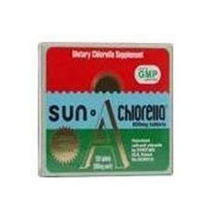 Sun Chlorella Tablets 120 Tabs by Sun Chlorella (2587262451797)