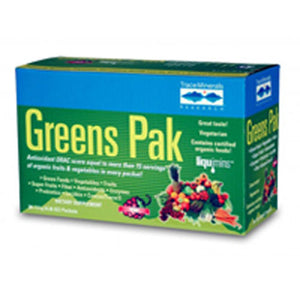 Greens Pak Berry 30 paks by Trace Minerals (2587300495445)