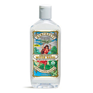Witch Hazel Astringent Organic, 8 OZ by Humphreys Homeopathic Remedies (2587314487381)