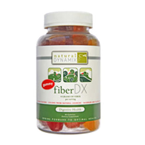 Adult Fiber Gummies 80 ct by Natural Dynamix