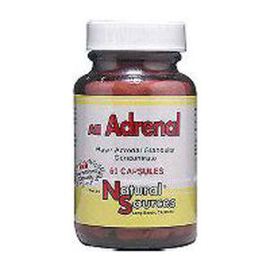 All Adrenal 60 caps by Natural Sources