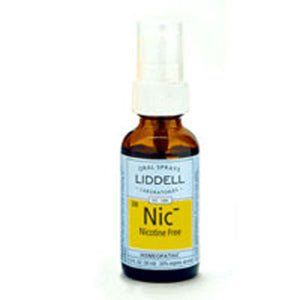 Nicotine Free 1 oz by Liddell Laboratories (2587317567573)