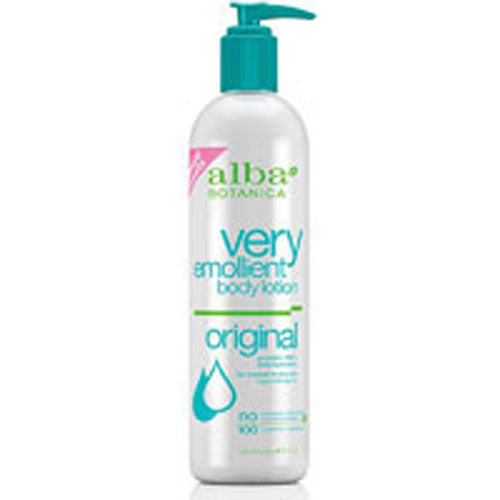 Body Lotion Very Emollient Scented 32 FL Oz by Alba Botanica