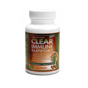 Clear Immune Support 60 caps by Clear Products