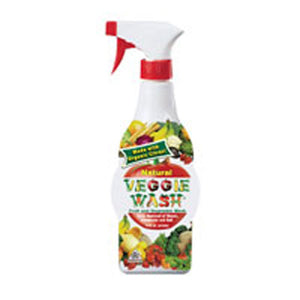 Veggie Wash W/ Trigger EACH 1/16 OZ by Citrus Magic (2588849995861)