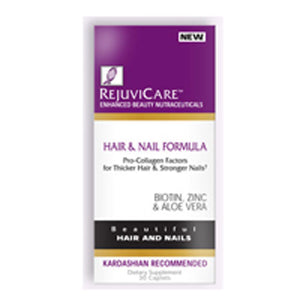 Hair and Nail Formula 30 Cap by RejuviCare (2587321270357)