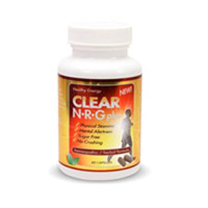 Clear N-R-G Plus 60 Caps by Clear Products (2589024452693)