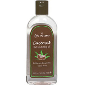 Coconut Moisturizing Oil 9OZ by CocoCare (2584097620053)