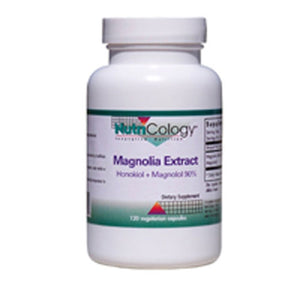 Magnolia Extract 120 Caps by Nutricology/ Allergy Research Group (2587324022869)