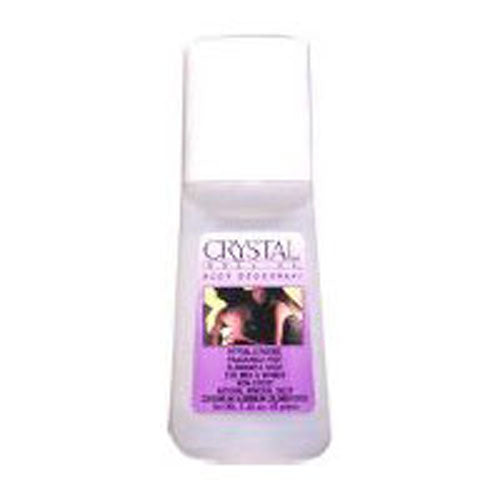 Crystal Body Deodorant Roll-On 2.25 oz by Crystal Body Deodorant