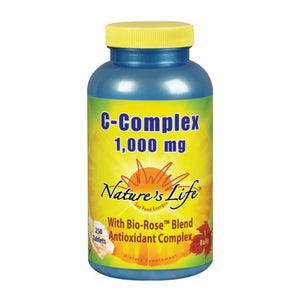 C-Complex 250 Tablets by Nature's Life