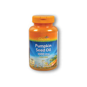 Pumpkin Seed Oil 60 softgels by Thompson