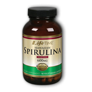 Hawaiian Spirulina 90 caps by Life Time Nutritional Specialties