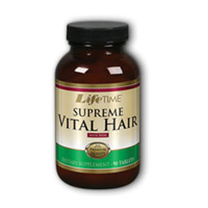 Supreme Vital Hair 120 caps by Life Time Nutritional Specialties (2587327856725)