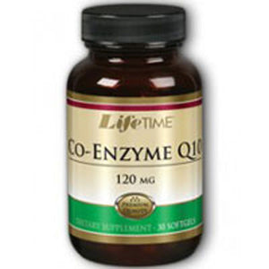 Co-Enzyme Q10 30 softgels by Life Time Nutritional Specialties