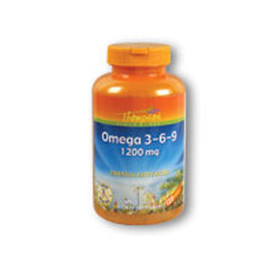 Omega 3-6-9 120 softgels by Thompson