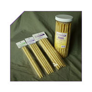 Beeswax, Ear Candles Herbal, 4 Pak by Cylinder Works